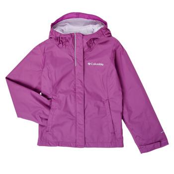textil Pige Jakker Columbia ARCADIA JACKET Violet