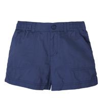 textil Pige Shorts Columbia SILVER RIDGE SHORT Marineblå