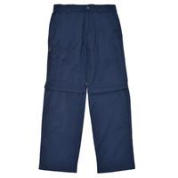 textil Dreng Lærredsbukser Columbia SILVER RIDGE IV CONVERTIBLE PANT Marineblå