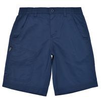 textil Dreng Shorts Columbia SILVER RIDGE SHORT Marineblå