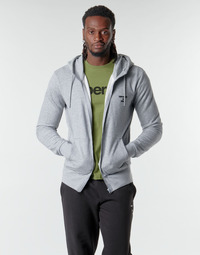 textil Herre Sweatshirts Superdry TRAINING CORE SPORT ZIP HOOD Grå