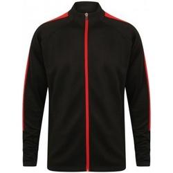 textil Herre Sportsjakker Finden & Hales  Black/Red