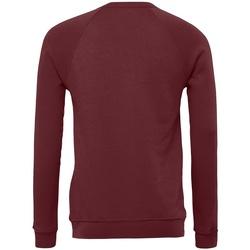 textil Sweatshirts Bella + Canvas CV3901 Maroon