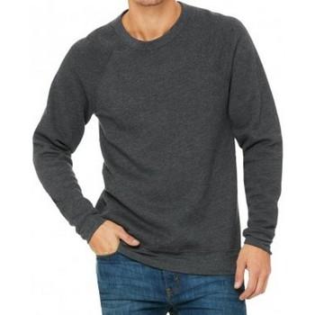 textil Herre Sweatshirts Bella + Canvas CV3901 Dark Grey Heather