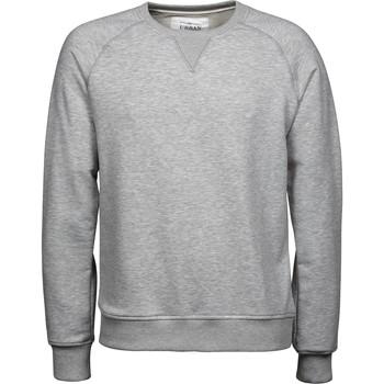 textil Herre Sweatshirts Tee Jays T5400 Heather Grey