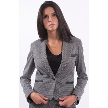 textil Dame Jakker / Blazere Fracomina F120W07030W060F6 Farveløs