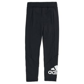 textil Pige Leggings adidas Performance G BL TIG Sort