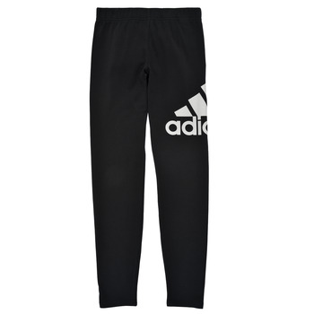 textil Pige Leggings adidas Performance G BL LEG Sort