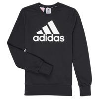 textil Pige Sweatshirts adidas Performance G BL SWT Sort