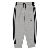 textil Dreng Træningsbukser adidas Performance B 3S FL C PT Grå
