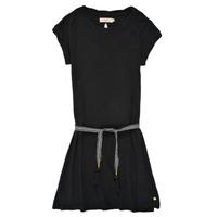 textil Pige Korte kjoler Deeluxe TIME Sort