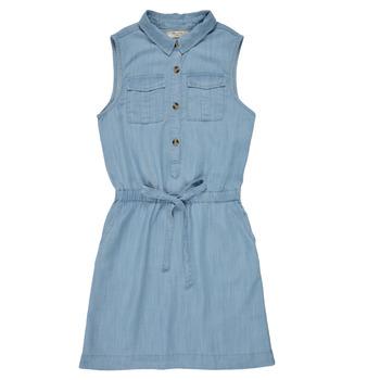 textil Pige Korte kjoler Deeluxe LALI Blå