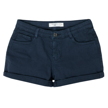 textil Pige Shorts Deeluxe CERISE Marineblå