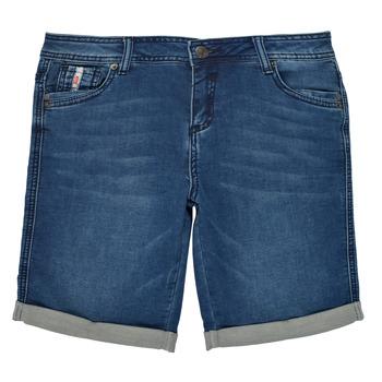 textil Dreng Shorts Deeluxe BART Blå