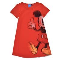 textil Pige Korte kjoler Desigual 21SGVK41-3036 Rød