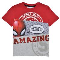 textil Dreng T-shirts m. korte ærmer Desigual 21SBTK08-3005 Flerfarvet