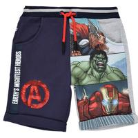 textil Dreng Shorts Desigual 21SBPK03-2047 Flerfarvet