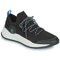 Sko Herre Lave sneakers Timberland SOLAR WAVE LOW KNIT Sort