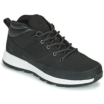 Sko Herre Lave sneakers Timberland SPRINT TREKKER SUPER OX Sort
