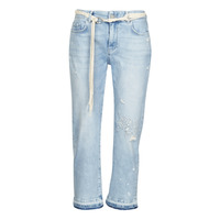 textil Dame Jeans - 3/4 & 7/8 Desigual PONDIO Blå