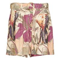 textil Dame Shorts Desigual ETNICAN Flerfarvet