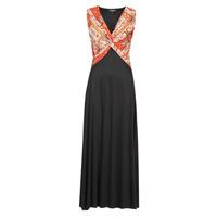 textil Dame Lange kjoler Desigual YAKARTA Sort