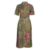 textil Dame Lange kjoler Desigual ANGELA Kaki