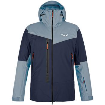 textil Herre Sportsjakker Salewa M Sella Responsive JKT 27878-3961 blue, navy