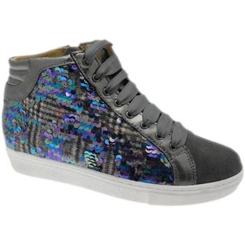 Sko Dame Høje sneakers Calzaturificio Loren LOC3921gr grigio