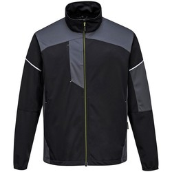 textil Herre Sportsjakker Portwest PW365 Black/Zoom Grey