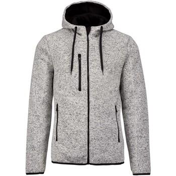 textil Herre Sweatshirts Proact PA365 Light Grey Melange