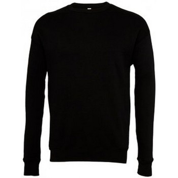 textil Sweatshirts Bella + Canvas BE045 Black