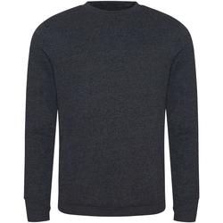 textil Herre Sweatshirts Ecologie EA030 Charcoal