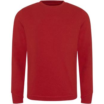 textil Herre Sweatshirts Ecologie EA030 Red