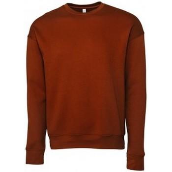 textil Sweatshirts Bella + Canvas BE045 Brick