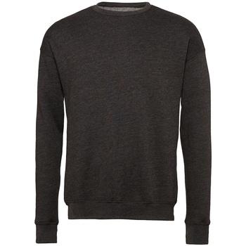 textil Sweatshirts Bella + Canvas BE045 Dark Grey Heather