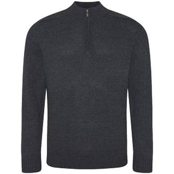 textil Herre Pullovere Ecologie EA061 Charcoal