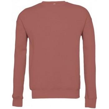 textil Sweatshirts Bella + Canvas BE045 Mauve