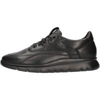 Sko Herre Høje sneakers Frau 09L0 Black