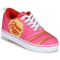 Sko Pige Sko med hjul Heelys CHUPA CHUPS PRO 20 Pink / Hvid