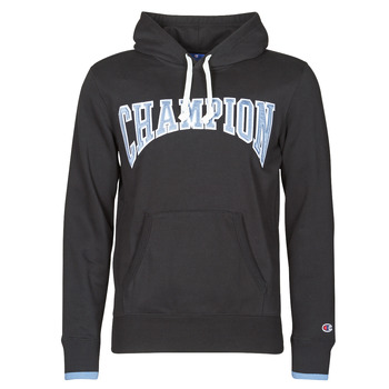 textil Herre Sweatshirts Champion 215747 Sort / Blå