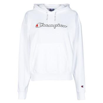 textil Dame Sweatshirts Champion KOOLIME Hvid
