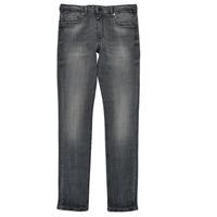 textil Dreng Smalle jeans Kaporal JEGO Grå