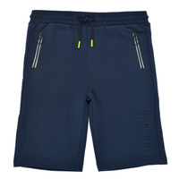 textil Dreng Shorts Kaporal MATYS Marineblå