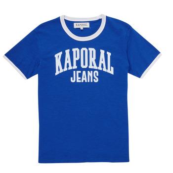 textil Dreng T-shirts m. korte ærmer Kaporal METRO Blå