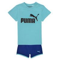 textil Dreng Sæt Puma BB SET ANGEL Blå