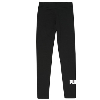textil Pige Leggings Puma ESS LEGGING Sort