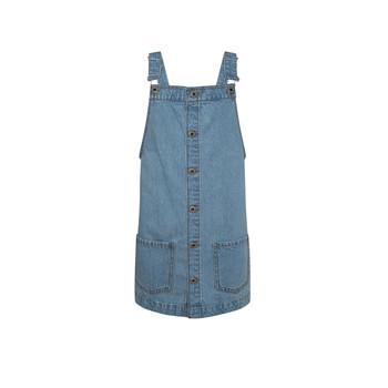 textil Pige Korte kjoler Pepe jeans CHICAGO PINAFORE Blå