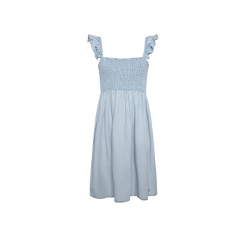 textil Pige Korte kjoler Pepe jeans MARIA DRESS Blå