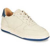 Sko Lave sneakers Clae MALONE Beige / Blå
